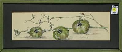 Watercolor Henry Raschen