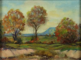 Painting, Orrin A. White