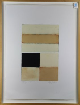 Print, Betty Merken