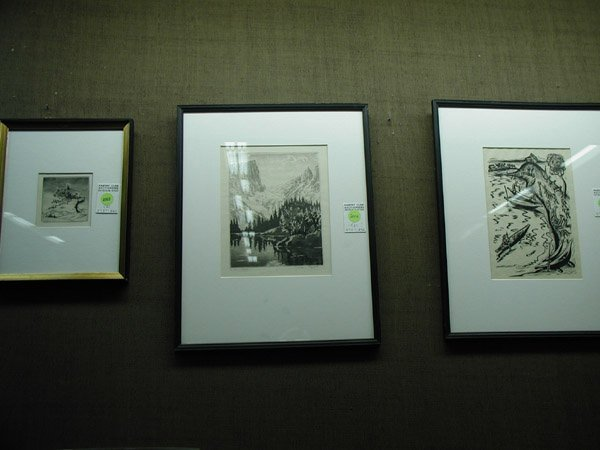 2003: Etchings, American 19th-20th century