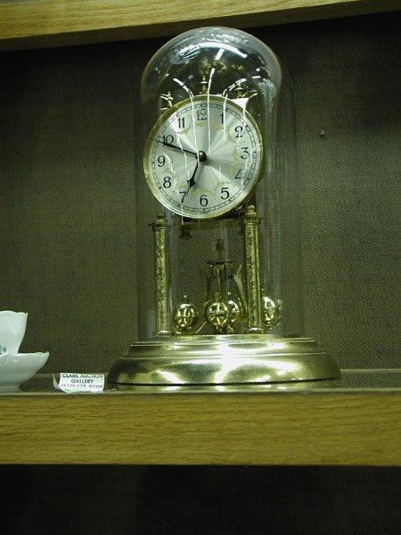 2012: German anniversary clock