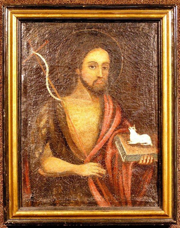 6001: Oil, St. John the Baptist