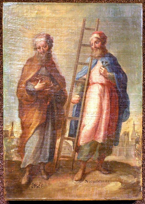 6003: Oil, Josef & Nicodemus, Continental