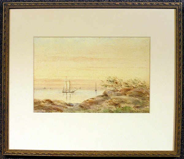 6010: Watercolor, Helena Wood Smith