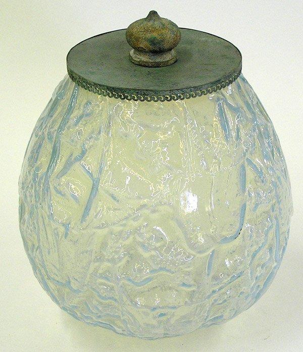 4019: Glass lamp shade