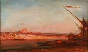 Painting, Henri Duvieux