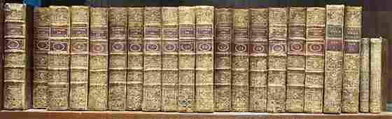 lot of 21 Plutarch