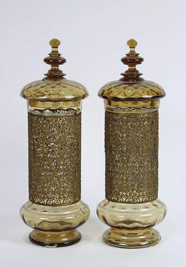 Pair of Continental covered vessels, fourth quarter