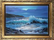 Violet Parkhurst, painting