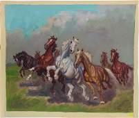 Hungarian School Paintings