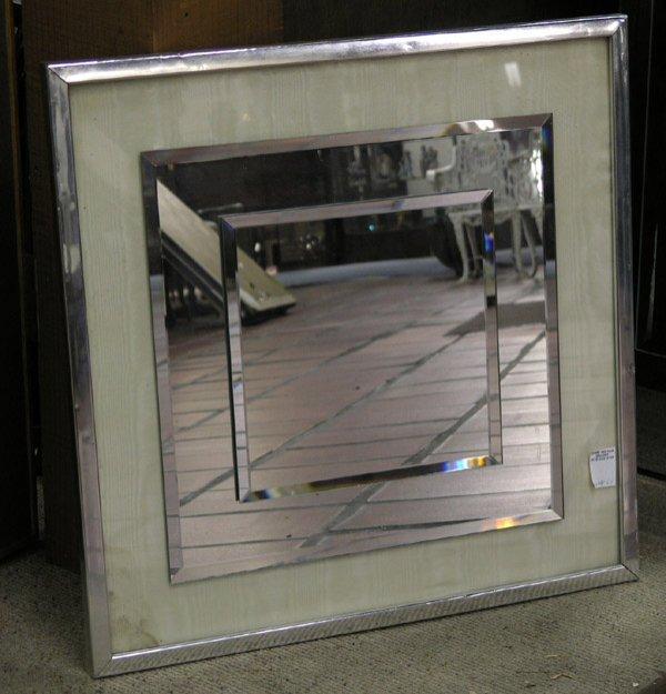 159: Modular Pop-Art Mirrored Wall Unit - 6
