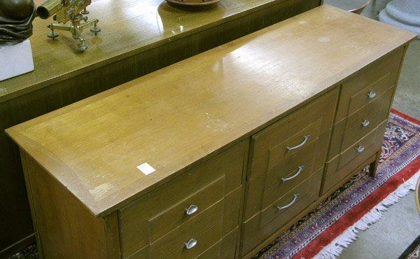 167: Heywood Wakefield dresser - 3