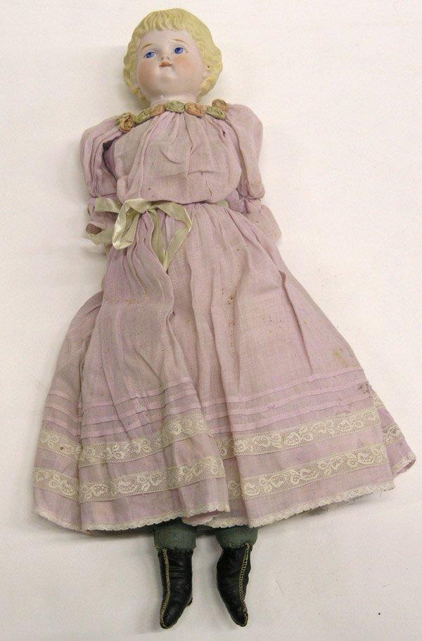 1802: Child doll bisque