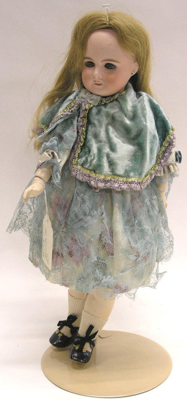 1808: Mon Cheri LP bisque head doll