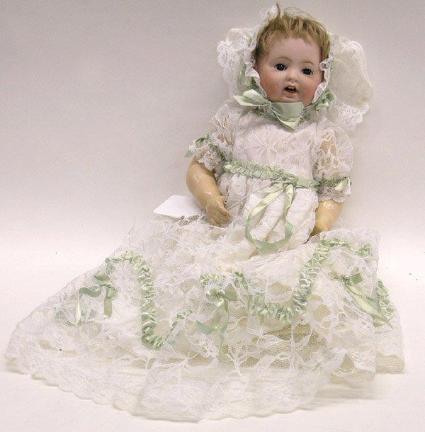 1810: Jap. bisque doll head