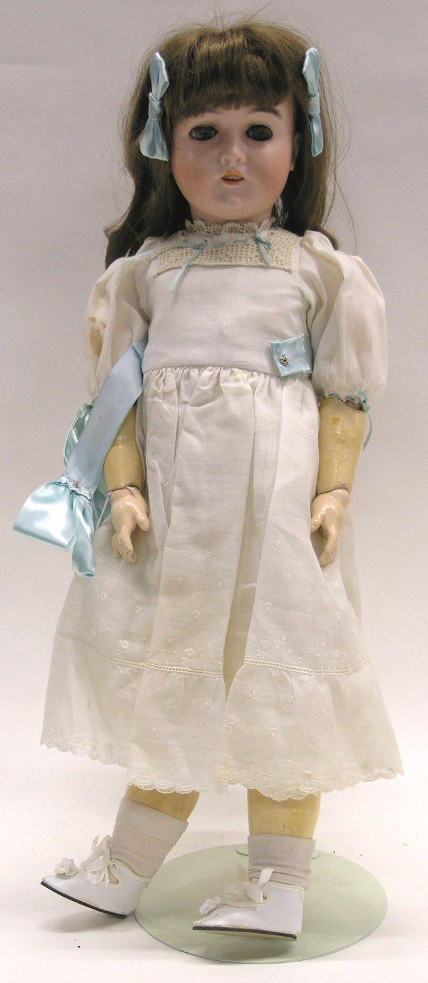 1812: German bisque head doll