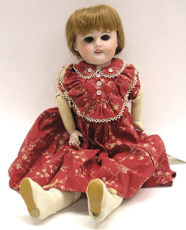 1814: French SFBJ doll head