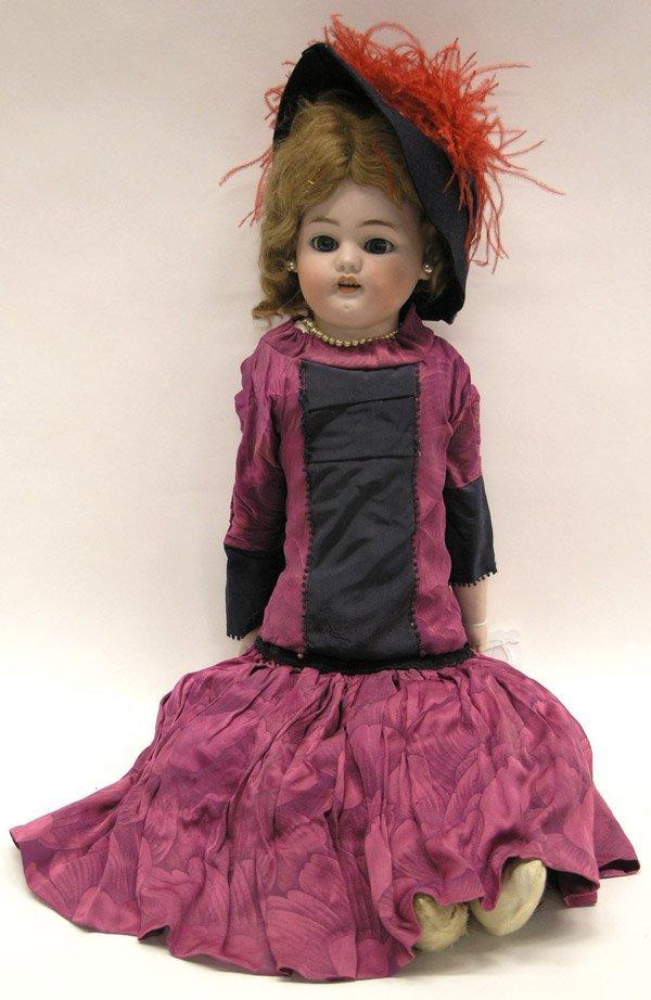 1815: Kid fragile German bisque head