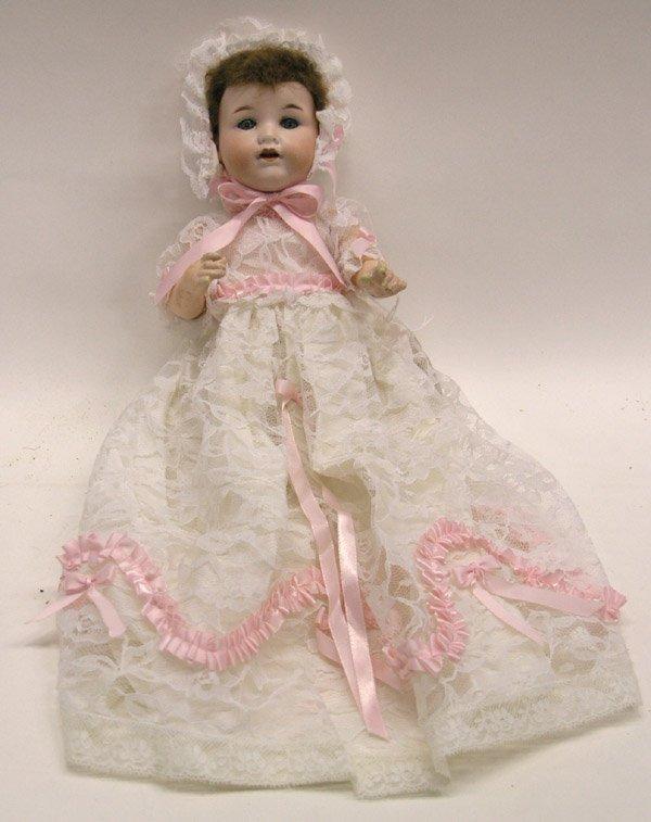 1816: AM 990 bisque head doll