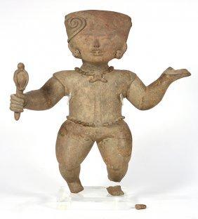 "Pre-columbian Veracruz Mexico Smiling ""sonriente"""