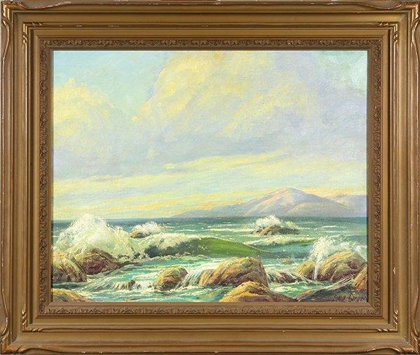 Painting, Paul Grimm - 2