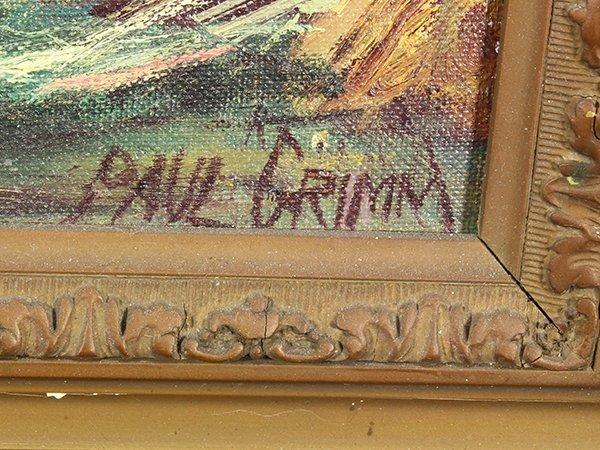 Painting, Paul Grimm - 4