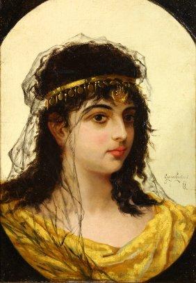 George Croegaert, Painting