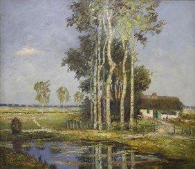 Georgi Lapchine, Painting