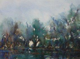 Watercolor, Patrick Dullanty