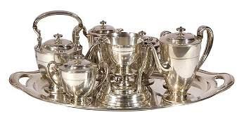 American Tiffany  Company sterling silver hollowware