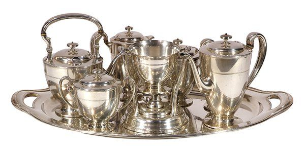 American Tiffany & Company sterling silver hollowware