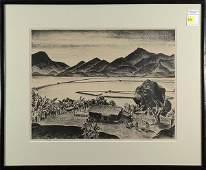 Print, Alexander Samuel Macleod