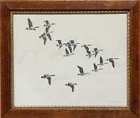 Drawing, Harry Adamson