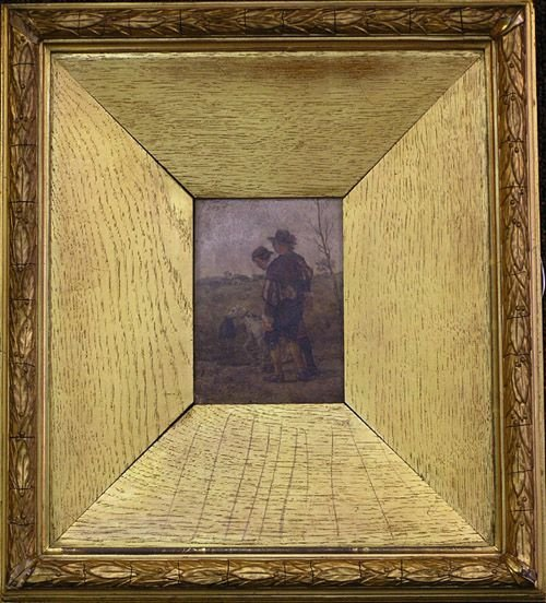 6000: Oil, Heinrich Breling, German, genre