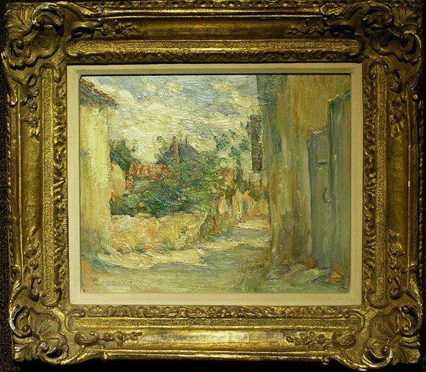 6007: Oil, Paul-Louis Delance, French