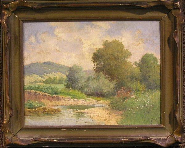 6011: Oil, Gyula Zorkoczy, Hungarian