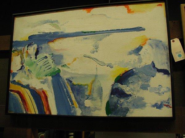 1: Californian School painting, contemporary