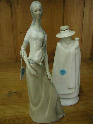 Wedgwood and Tengral porcelain items