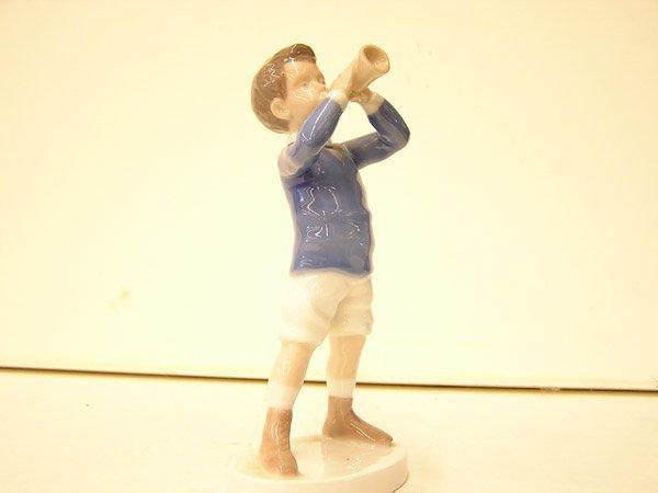 12: Bing & Grondhal figure of a boy