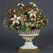 """Jane Hutcheson for Gorham """"Fleurs des Siecles"""""""