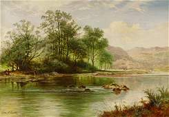 Painting, George Henry Smillie