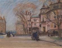 Painting, Arthur Clifton Goodwin