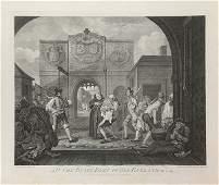 William Hogarth Print