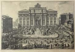 Prints, Francesco Piranesi and Giovanni Battista
