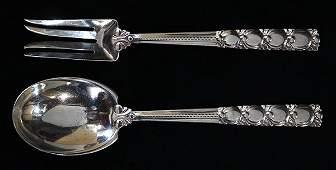 American Tiffany  Company sterling silver