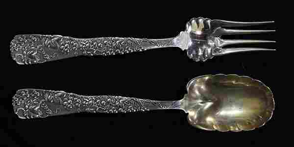 (lot of 2) American Tiffany & Company sterling silver