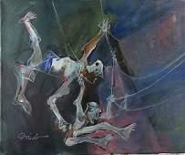 Painting, Ramon Oviedo