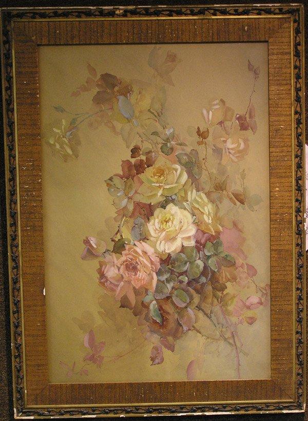 2006: Watercolor, Lurah C. Davis, American