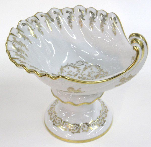 2018: KPM porcelain bowl