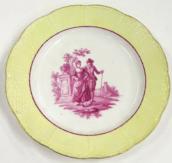 2022: Hand painted Meissen plates